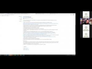 Embedded thumbnail for Office Hours – February 12, 2021